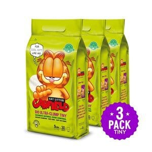 Garfield Cat Litter All natural fast clumping purrfect for multi-cat homes