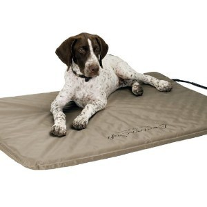 K&H Pet Products Lectro-Soft Heated Dog Bed