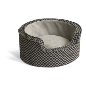 K&H Pet Products Round Comfy Self-Warming Sleeper