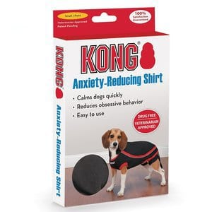 KONG Anxiety Reducing Pet Shirt