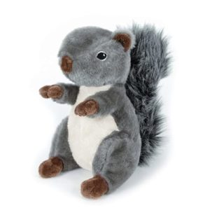 Martha Stewart Squirrel Plush Dog Toy