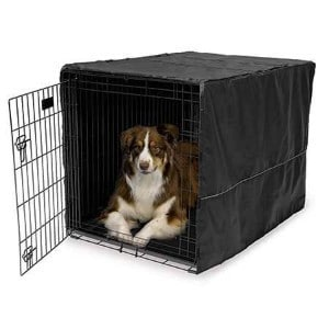 MidWest Quiet Time Pet Crate Cover