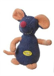 MultiPet Deedle Dudes Mouse That Sings
