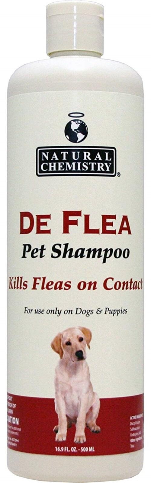 NATXZ DeFlea Ready to Use Flea & Tick Shampoo