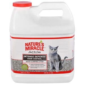 Natures Miracle Intense Defense Clumping Litter