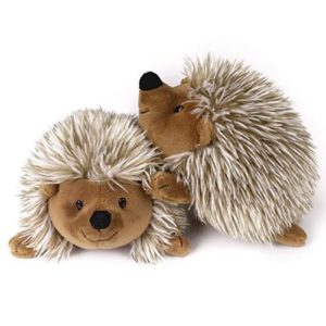 PAWABOO Plush Hedgehog Dog Toys