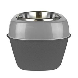 Pet Zone Store-N-Feed Single Dog Feeder
