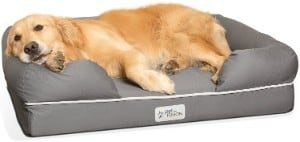 PetFusion Ultimate Waterproof Pet Bed