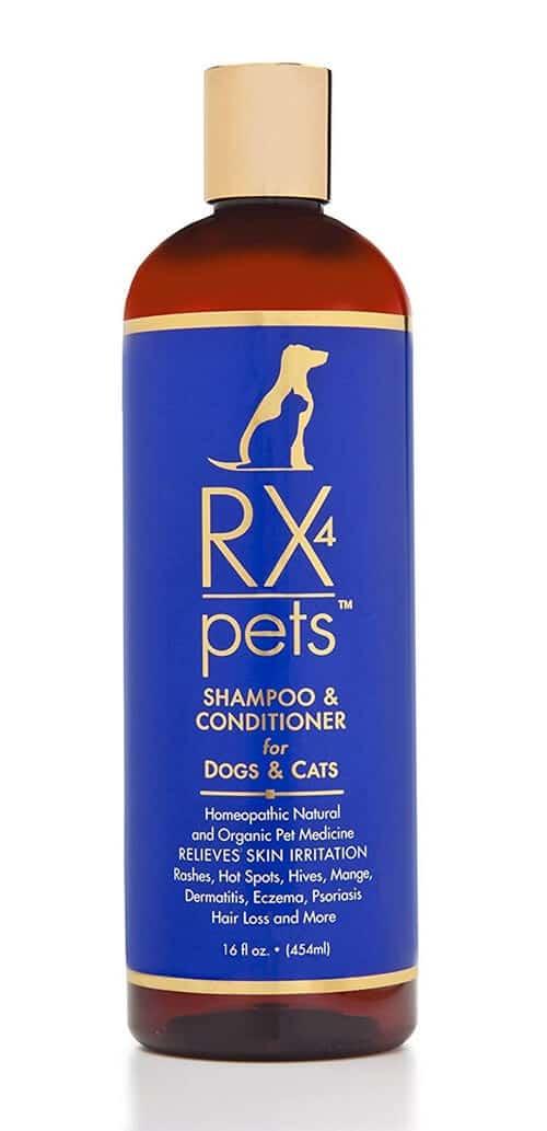 RX4 Dog Cat Shampoo Conditioner