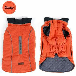 Sensfun Retro Dog Jacket Cotton Life Vest