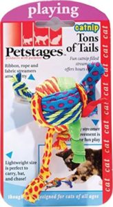 Tons of Tails Catnip Toy For Cats
