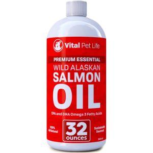 Vital Pet Life Wild Essential Salmon Oil
