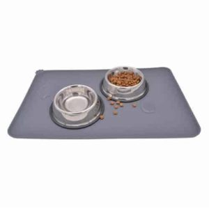 WQYK Pet Food Silicone Mat Waterproof