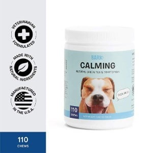 BarkBox Veterinarian Formulated Dog Calming Supplement