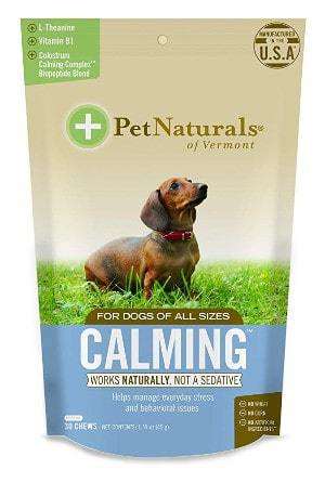 Pet Naturals of Vermont - Calming for Dogs