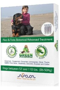 Arava Natural Flea & Tick Prevention for Dogs