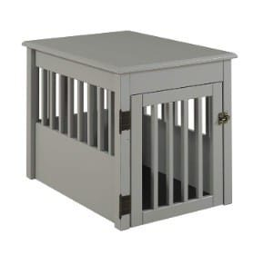barkwood pet crate