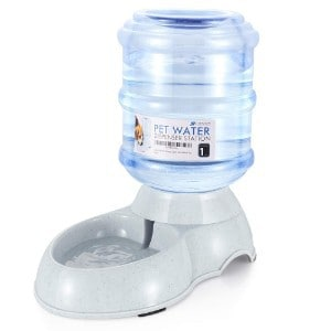 flexzion pet water dispense station
