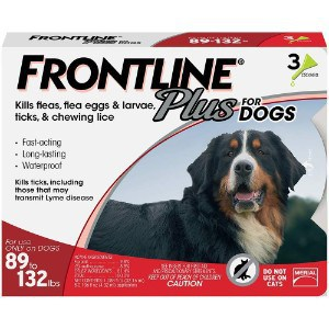 Frontline Plus for Dogs Extra Large Dog