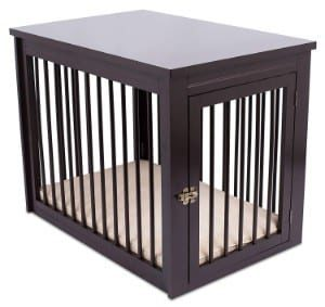 internets best decorative dog kennel