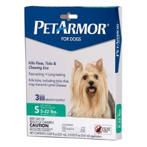 PetArmor Flea & Tick Treatment for Small Dogs