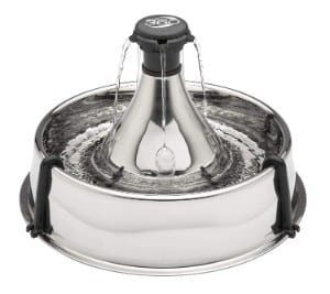 petsafe stainless steel 360 water fountain