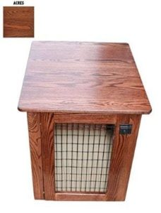 pinnacle wooden dog crate