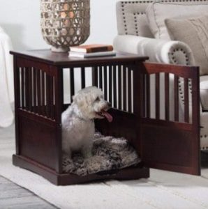 polar bear shop kennel cage