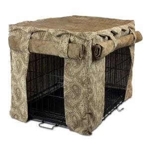 Snoozer Cabana Pet Crate Cover