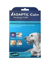 Adaptil Calm On-The-Go Pheromone Collar Large