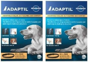 Adaptil Large Dog Collar 2 Pack