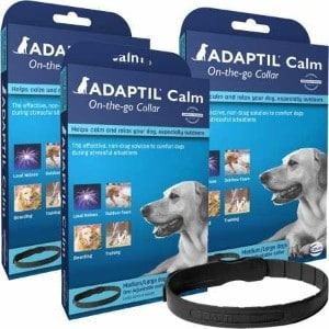 Adaptil On-The-Go Collar 3 Pack