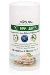 Arava Pet Ear Wipes