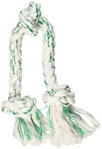 Booda Fresh N Floss Tug Rope Dog Toy