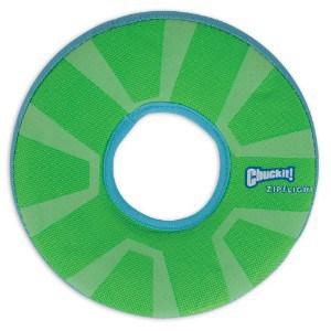 Chuckit! ZipFlight Max Glow Frisbee