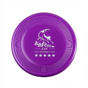 DISCDOG Bite-Resistant Jawz Dog Flying Disc