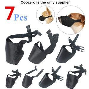 Dog Muzzles Suit