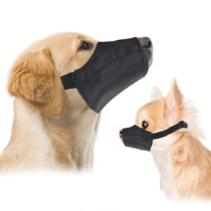 Downtown Pet Supply Quick Fit Dog Muzzle