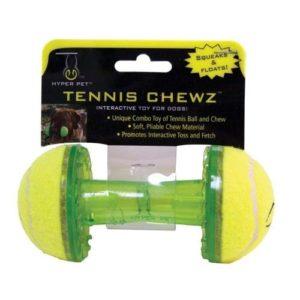 Hyper Pet Tennis Chewz Barbell