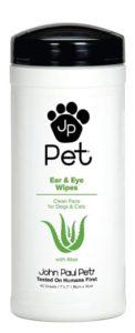 John Paul Pet Ear and Eye Pet Wipes