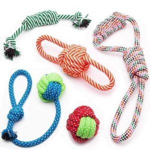 Kidsky Dog Rope Toys