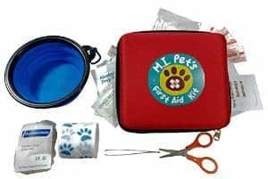 M.I. Pets 76 Piece Pet First Aid Kit