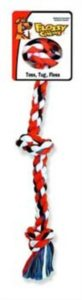 Mammoth Flossy Chews 3-Knot Rope Tug