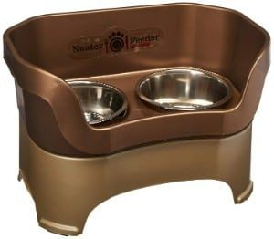 Neater Feeder Deluxe Elevated Dog Bowls