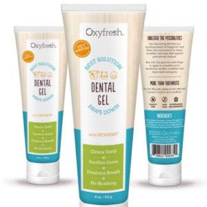 Oxyfresh Dental No Brush Gel