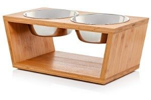 Pawfect Pets Elevated Dog Feeder
