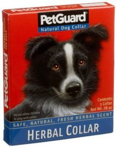 PetGuard Herbal Dog Collar 6 Pack