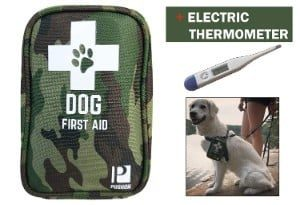 PushON Dog First Aid Kit
