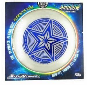 SLR Brands 175-gram Star Sport Frisbee