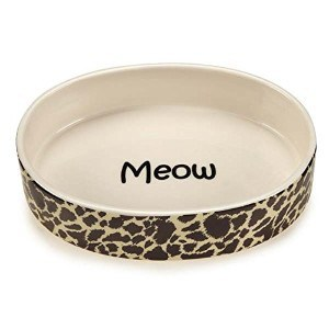 Savvy Tabby Wild Time Cat Dish